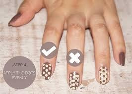 how to polka dot nails kaka beauty blog