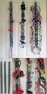 hair accessories organizer hair accessory organizer system with elastic hair elastics