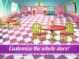 my cake shop baking and candy store game android apps on