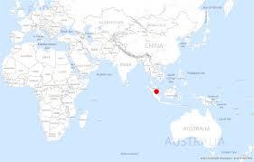 location of australia on world map singapore world map location entrancing australia creatop me