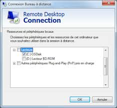 connexion bureau à distance impossible bureau à distance activer le copier coller software craftsman