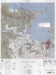 Dma Map Maps 1st Guns In Vietnam