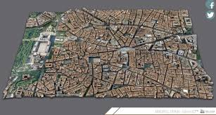 aerial maps aerial imagery 3d city models geospatial information lidar
