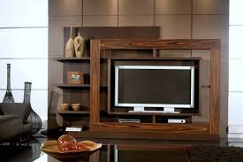 Tv Furniture Design Ideas Brown Wall Unit And Lcd Cabinet Design Ipc219 U2013 Lcd Tv Cabinet
