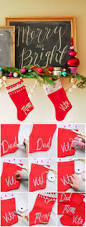 Stocking Ideas by 20 Homemade Stocking Ideas To Hang By The Chimney With Care