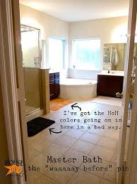 Rugs In Bathroom Master Bathroom Pics As Before As They Can Get