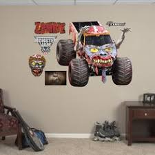https www etsy listing 210810750 monster truck cracked wall