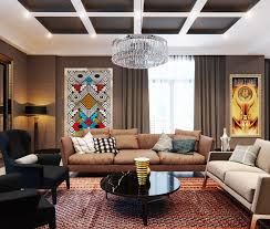 apartment living room design ideas a stylish apartment with design features