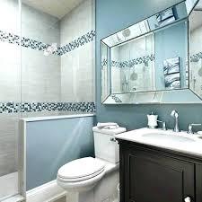 bathroom glass tile ideas blue bathroom tile ideas inspirational aquatic blue bathroom wall
