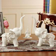 Home Interior Porcelain Figurines by Online Buy Wholesale Porcelain Elephant Figurine From China