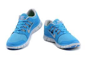 light blue shoes womens r30j6343 nike free 5 0 running shoes womens blue light gray 100