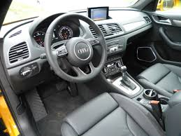 Audi Q3 Interior Pictures Let U0027s Make Some Noise About The New Audi Q3 Canada Toronto Star