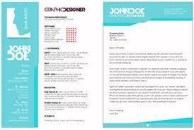 2 Page Resume Template Graphic Designer Resume Cv Vector Download