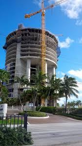 porsche design tower construction porsche design tower sunny isles south florida real estate