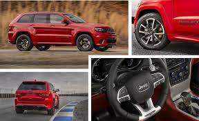 jeep hawk track 527kw jeep grand cherokee trackhawk confirmed behind the wheel