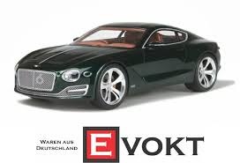 bentley exp 10 speed 6 gt spirit bentley exp 10 speed 6 concept green model car 1 18