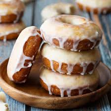 baked old fashioned donuts baked by an introvert