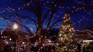 virginia beach christmas lights 2017 the best small towns for christmas in the south southern living