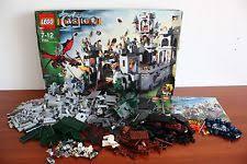 siege lego lego castle siege 7094 ebay
