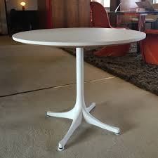 sofa table coffee table by george nelson for herman miller 1950s