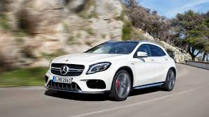 mercedes amg 250 2018 mercedes gla gets styling and feature updates in regular and