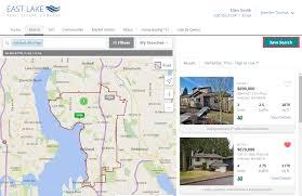 Kirkland Washington Map by Listing Alerts Help