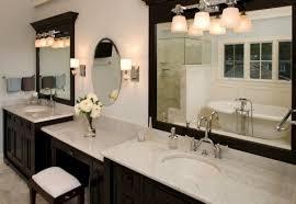 Bathroom Vanity Two Sinks Furniture Attractive Bathroom Vanity With Sitting Area Bathroom