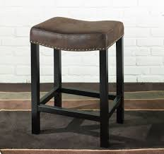24 inch backless bar stools 24 inch backless bar stools dark brown teak wood stool using rounded