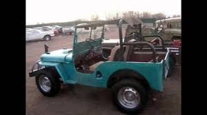 for sale 1958 jeep willys cj 5 4x4 in denver co 80220 youtube