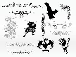 cool tattoo designs vector art u0026 graphics freevector com cool