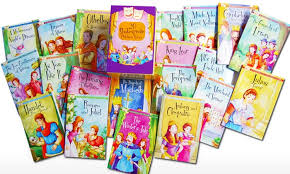 a shakespeare children s story boxed set 20 book for 29 99
