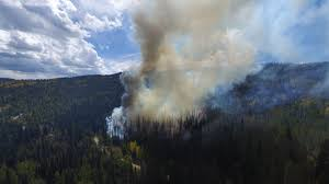 Wildfire Near Fort Collins Colorado by Grand County Prosecutors Dismiss Burn Ordinance Charges Against