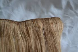 Hello Gorgeous Hair Extensions Review by A Noble Beauty Luxy Hair Extension Review 160g 18 Dirty Blonde