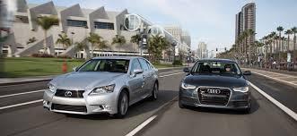 audi a6 or lexus gs 350 car driver comparison 2013 lexus gs 350 vs audi a6 3 0t