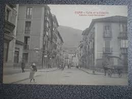 fotos antiguas eibar pais vasco eibar calle de la estacion postal antigua ebay