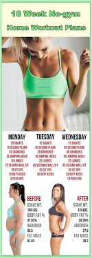 home work out plans the cracked mug life 10 week no gym home workout plans the cracked