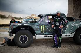 rally truck build who drives the 10 most bad trophy trucks
