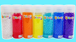 rainbow orbeez grown refill bottles for orbeez and orbeez crush
