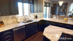 espresso kitchen cabinets with white quartz countertops best way to pair countertops with cabinets marble