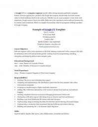 Libreoffice Resume Template 100 Free Resume Templates Google Resume Science Resume Template