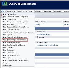 Service Desk Change Management Content Pack For Itil Ca Service Desk Manager Ca Service