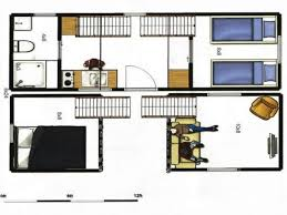Cannon House Office Building Floor Plan 8x24 Tiny House Plans 8x24 Portable Tiny House On Trailer Total