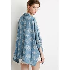 affordable summer kimonos at forever 21