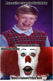 Birthday Party Memes - bad luck birthday party by johnfanis meme center