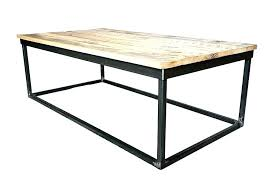 Coffee Table Frame Outdoor Table Frame Guen Info