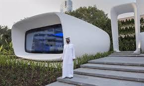 bureau de recrutement dubai dubaï inaugure des bureaux imprimés en 3d mode s d emploi