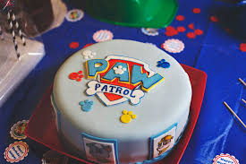 Interesting Design Paw Patrol Birthday Cake Toppers Trendy
