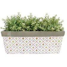 pottery u0026 ceramic garden planters boxes ebay