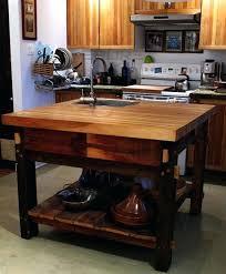 ilot de cuisine en bois ilot cuisine bois ilot elyz webjpg ilot de cuisine en bois de grange