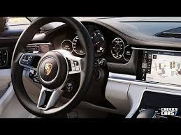 interior porsche panamera porsche panamera turbo 2016 interior